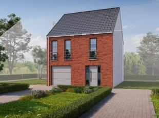 Nieuw te bouwen gezinswoning centrum Assenede op 427 m².<br /> Gesloten bebouwing<br /> <br /> Voorbeeld bebouwing:<br /> - gevelbreedte: 7,15 m<