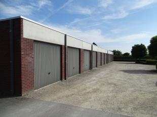 Garage à louer                     à 8340 Sijsele