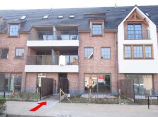 Dit nieuwbouwappartement behoort tot Residentie Zuidleie.Het is gelegen nabij het centrum van Beernem en op enkele minuten van de autosnelweg.Het is a