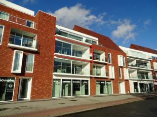 Dit nieuwbouwappartement is gelegen aan de stadsrand van Brugge en vlakbij het centrum.Het appartement omvat: ruime inkom met ingemaakte kasten, aange