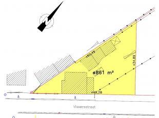 Terrain à vendre                     à 8340 Moerkerke