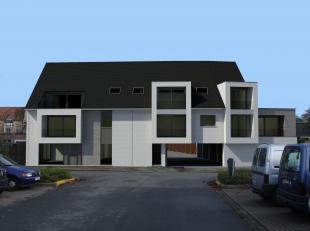 Residentie Chavalie is gelegen in het hartje van Sint-Andries en bevat 8 kwalitatief afgewerkte woonappartementen, gebouwd in villa stijl.<br /> <br /