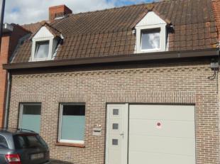 Maison à louer                     à 8920 Langemark