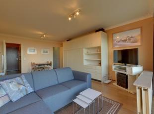 Net, verzorgde studio te huur recht tegenover de duinen te Blankenberge - omgeving Sea Life Centre / Noordzeebad / Pier / Tramhalte.<br /> Onmiddellij