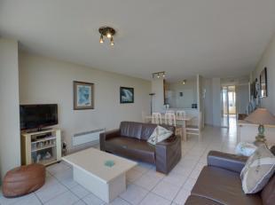 Comfortabel, ruim appartement met 2 slaapkamers gelegen aan de Zeedijk - tussen Pier en Casino. Volledig gemeubeld en ingericht. Indeling : balkon zee