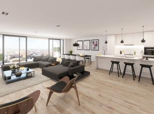 Appartement dans une nouvelle résidence avec 2 chambres à coucher et grande terrasse au deuxième étage de la réside