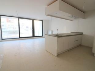Prachtig nieuwbouwappartement met 2 slaapkamers en 2 terrassen op de eerste verdieping van de residentie Mathis. Mogelijkheid tot bijhuren garagebox i