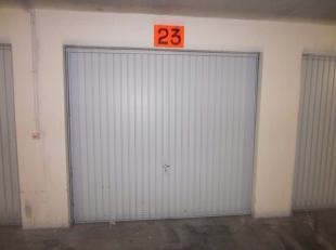 Gedaan met eindeloos zoeken naar een parkeerplaatsje! Koop een garage dichtbij zeedijk en duinen, uw parkeerprobleem meteen opgelost! RESIDENTIE NEPTU