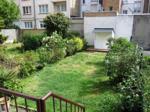 Residentie SablonLichtrijk, verzorgd appartement met 2 slaapkamers, zonnig terras, tuin en tuinhuis. Deze residentie bevindt zich op wandelafstand van