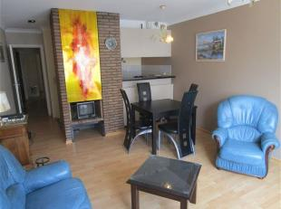 Appartement te koop te Zeebrugge op wandelafstand van de Zee.<br /> omvat: inkom, living, keuken, 2 slaapkamers, badkamer, terras