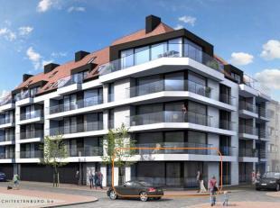 In het centrum van Blankenberge bevindt zich dit gelijkvloers nieuwbouwappartement in Res. Seagull. Op wandelafstand bereikt u de zeedijk en talloze b