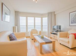 Mooi, knus appartement met 1 zeer grote slaapkamer, gelegen op de 6e verdieping van de res. WESTDIEP.<br /> Volledig in orde gezet voor het nieuwe log