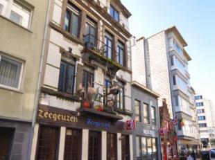 """Woon- en handelshuis gelegen in het historisch centrum vlakbij Visserskaai, zeedijk en Mijnplein - Themacafé """"De Zeegeuzen"""" - alomgekende kroeg"""