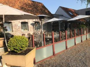 Restaurant -  Tea-Room - Café - 'Den Appelare' - reeds jarenlang succesvol uitgebaat - bewezen omzet - specialiteit van Paling & Visgerecht