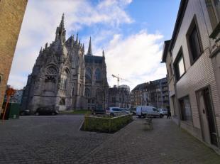 2 uitstekend gelegen panden met zicht op de Sint Petrus- en Pauluskerk - vraagt diepgaande renovatie of nieuwbouwproject - 259m² grondoppervlakte