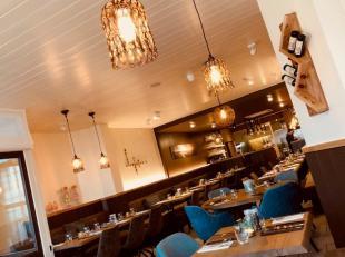 Grill Restaurant - Zeedijk Middelkerke - vlak bij Casino - succesvolle uitbating sinds 2002 - trendy interieur volledig vernieuwd in 2019 - profession