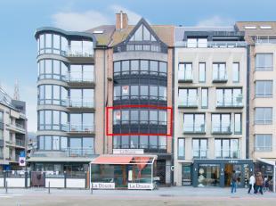 2 slaapkamer appartement te huur met prachtig zicht. Volledig ingerichte keuken. Badkamer met douche en lababo. 2 ruime slaapkamer in parket, gelegen