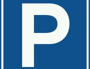 Autostaanplaats aan het Leopold I Plein.