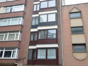 Oostende-Centrum, mooi gerenoveerd appartement op de 6de verdieping, centraal gelegen op wandelafstand van Mercatordok, Station Oostende en Zee/strand