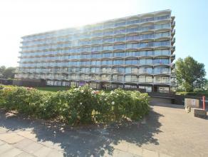Binnenparking met het nummer 12 die zich bevindt in de ondergrond van residentie Equus. De residentie bevindt zich in de Troonstraat te Oostende-Maria