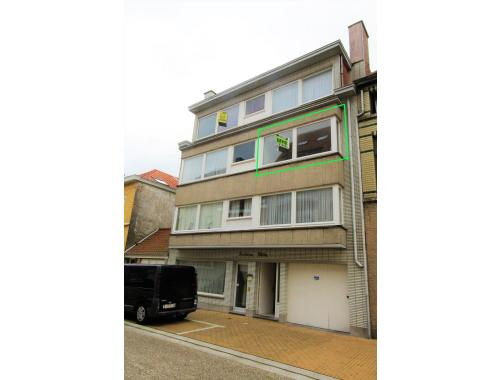 Appartement te koop in Oostende, € 90.000