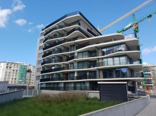 """Dit appartement is gelegen op de tweede verdieping van de bekende residentie """"Crystal Residence"""", de residentie dateert van 2015 en verkeert dan ook i"""