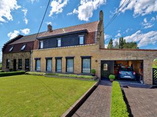 Maison à vendre                     à 8630 Houtem