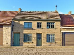 Maison à vendre                     à 8630 Beauvoorde