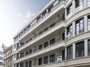 Residentie met een centrale ligging, vlakbij het wapenplein. Ruime , luxueus afgewerkte appartementen in een gebouw met een uitzonderlijke architectuu