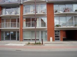 Top garage in recent gebouw;Gelegen in Res. Astrid;Dicht bij Nieuwpoort-stad;