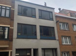 Projectgrond voor nieuwbouwresidentie met vergunning te koop op een uitstekende locatie in centrum Oostende en op wandelafstand van de Mercator, winke
