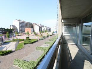 Inkomhal met vestairekast;<br /> Brede leefruimte met toegang tot het terras met namiddag zon;<br /> Slaaphoek met kasten en opklapbed, momenteel afge