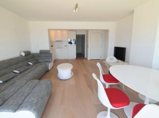 Frontaal ZEEzichtVolledig kwaliteitsvol gerenoveerd appartement2 slaapkamers met ingebouwde kastenPrachtige locatie met aan achterzijde van het gebouw