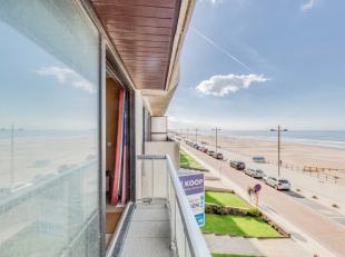 Frontaal zee- en hinterlandzicht;<br /> Terras voor- en achteraan;<br /> Gelegen op de ideale 2e verdieping;<br /> Private berging;<br /> Gemeenschapp