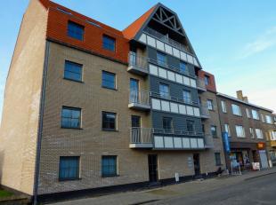 """Cet appartement se situe au rez-de-chaussée de la rés. Vuurtoren à Westende-village. La résidence fait partie du projet """"Z"""