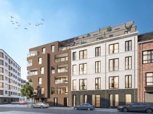 Residentie Imperial is een statige nieuwbouwresidentie met 28 hedendaagse, ruime appartementenen 5 verdiepingen met een koninklijke allure, passend in