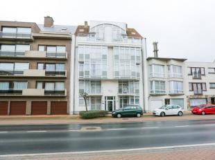 Centraal gelegen appartement met 1slaapkamer en aparte slaaphoek;<br /> Ingerichte keuken en zithoek met terras;<br /> Centrale verwarming op aardgas;