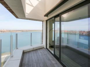 Deze unieke penthouse is gelegen op de elfde verdieping in nieuwbouwresidentie Waterweelde te Bredene.<br /> De residentie maakt deel uit van de site