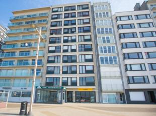 Instapklaar appartement met 3 slaapkamers;<br /> mooi frontaal zeezicht;<br /> verzorgd en goed onderhouden;<br /> gunstig EPC;<br /> zonnig terras;<b