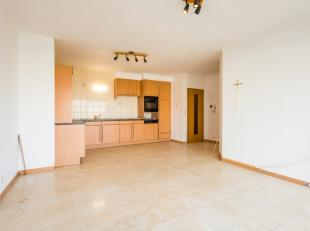 Zeer ruim 1 slaapkamer appartement (> 60 vierkante meter)<br /> Centraal gelegen vlakbij de winkelstraten, station en het strand<br /> Ruime woonka