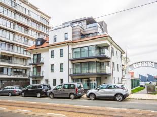 Prachtig 1 slaapkamer appartement;<br /> Zongericht terras en open zicht;<br /> In klassevolle residentie;<br /> Gebouw van 2017;<br /> Toestellen van