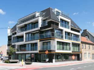 Prachtig appartement te huur te Westende Dorp met open zicht;Onmiddellijk beschikbaar;1 slaapkamer met tweepersoons boxspring;1 slaapkamer met eenpers