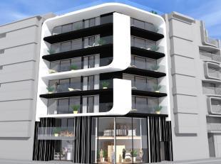 Deze schitterende nieuwbouw heeft een in het oog springende hedendaagse architectuur op een unieke locatie dicht bij zee en winkels. Eén ruime