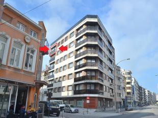 Dit zonnige appartement heeft een goede ligging op 250 meter van zee en nabij openbaar vervoer, alle mogelijke winkels en centrum. Aangename leefruim