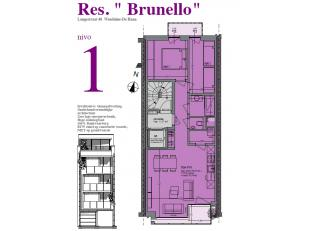 Appartement Vendu                     à 8420 Wenduine