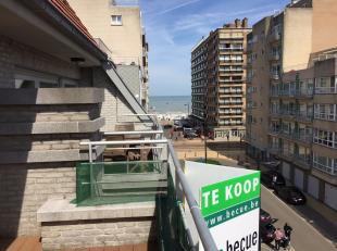 Zeer ruim appartement van ongeveer 140 m² in recente residentie.<br /> Gelegen op de vierde verdieping met aangenaam terras.<br /> Grote lichtrij