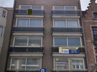 Uiterst centraal gelegen 2 slaapkamer appartement.<br /> Appartement gelegen tussen de zeedijk en het park, beiden op 50meter afstand.<br /> Het appar