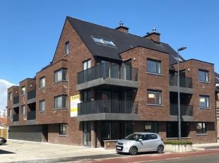 Nieuwbouw duplex appartement gelegen in de Oostendelaan te Middelkerke.<br /> Ruim duplex appartement gelegen op de tweede en derde verdieping met ind