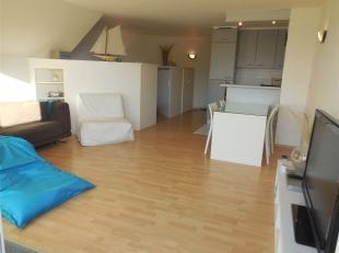 Modern ingerichte en zeer aangename studio met aparte slaaphoek gelegen in de Warande - Res. Bandol. Gelegen aan de zonnekant, de hele dag zon! <br />