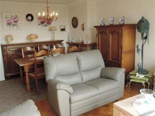 2 slaapkamer appartement met prachtig zicht.<br /> Het appartement omvat een leefruimte met grote raampartij, een afzonderlijke ruime keuken, 1 zonnig